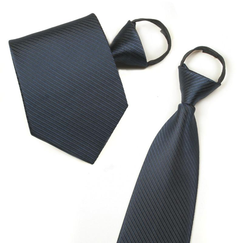 拉链领带男正装搭配