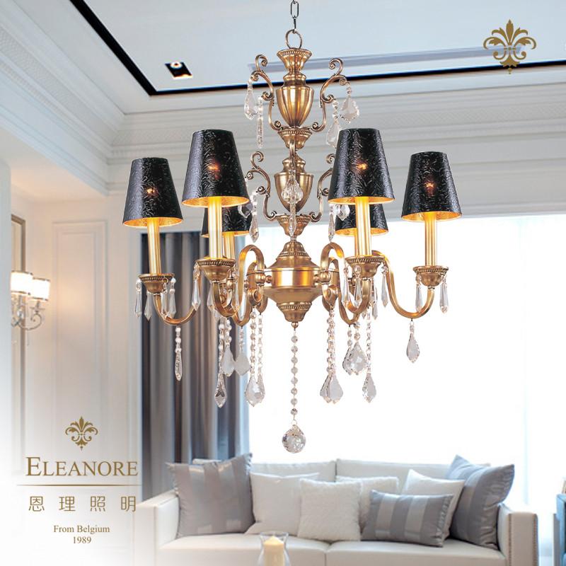 2016新款客厅吊灯欧式