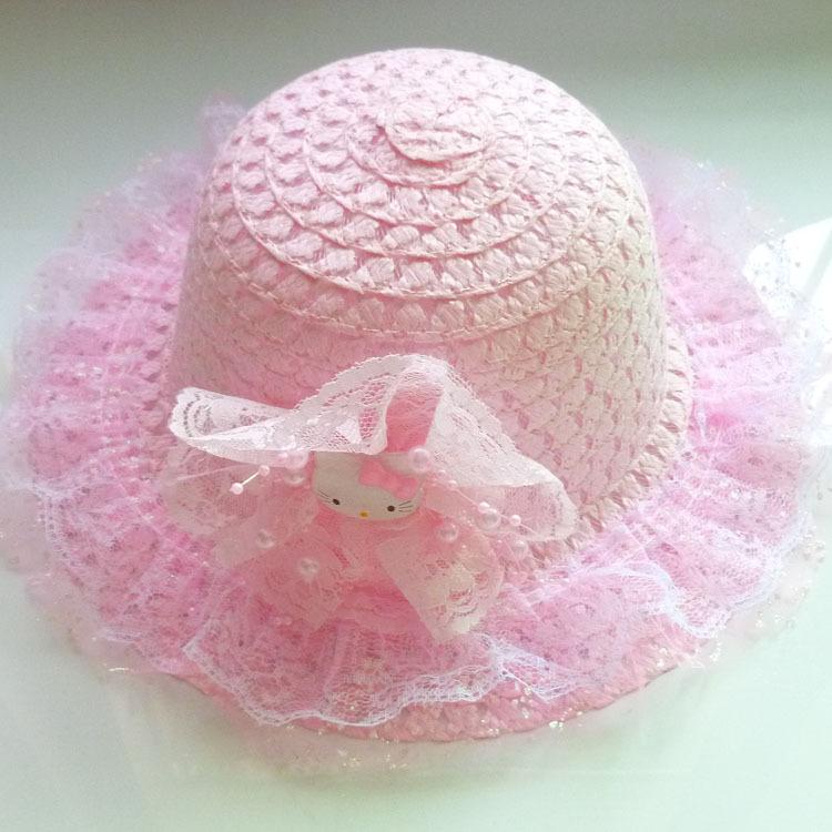 儿童女孩帽子-各种宝宝帽子编织视频_怎样打小孩帽子