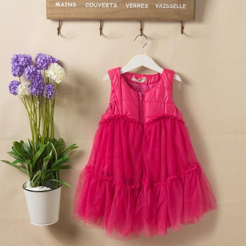 婴儿裙子秋冬裙搭配