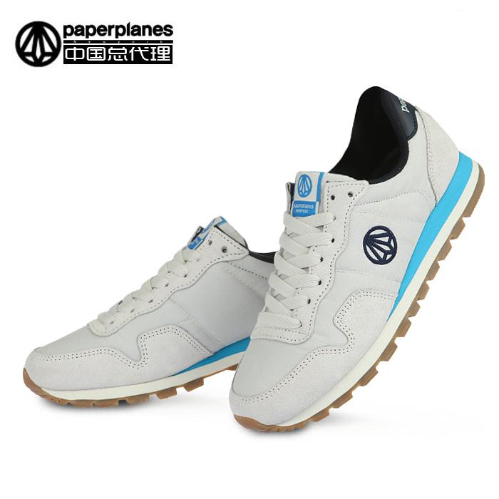 纸飞机运动鞋韩国搭配