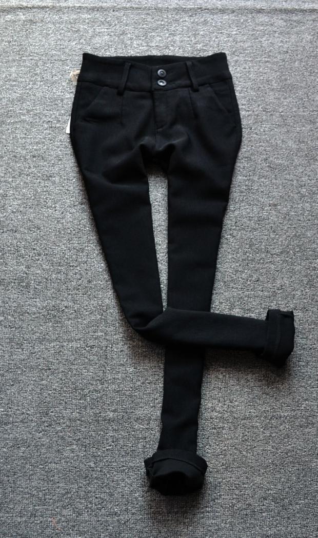 女士冬季长裤搭配图片