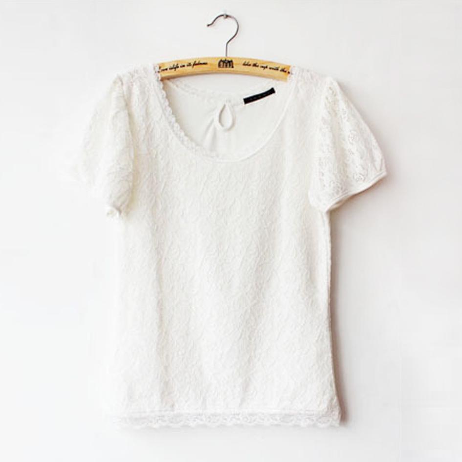 泡泡衬衫短袖