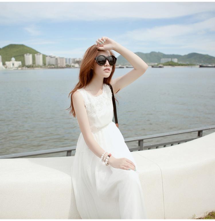【飘逸沙滩长裙】-衣服-裙子
