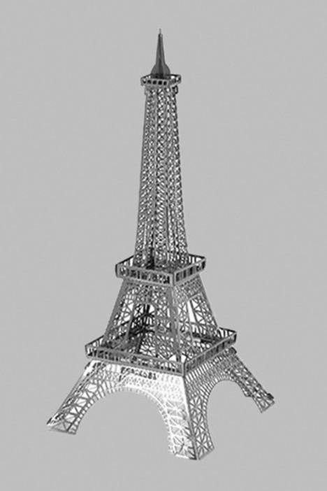 diy,埃菲尔铁塔