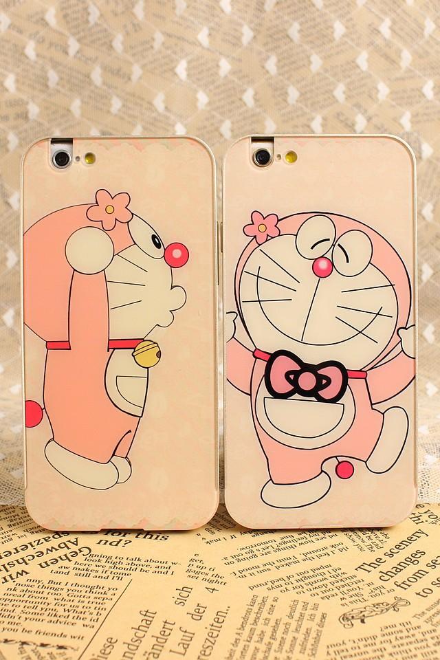 【叮当猫 iphone6金属边框手机壳】-配饰-3c数码配件