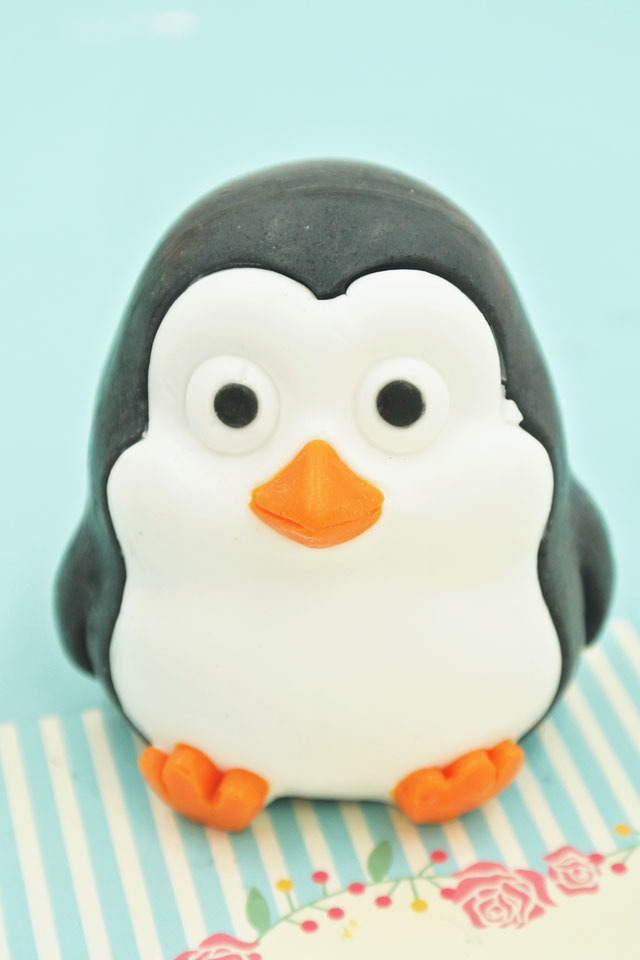【萌萌哒卡通造型可爱动物手工皂】-配饰-百货