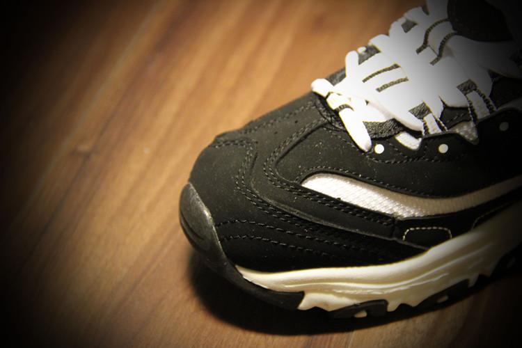 【权志龙同款黑白男士运动休闲鞋】-男装-运动鞋