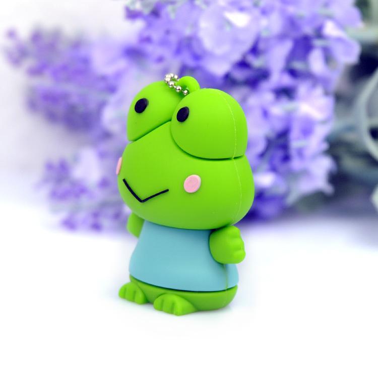 萌萌小青蛙,8gb卡通u盘图片