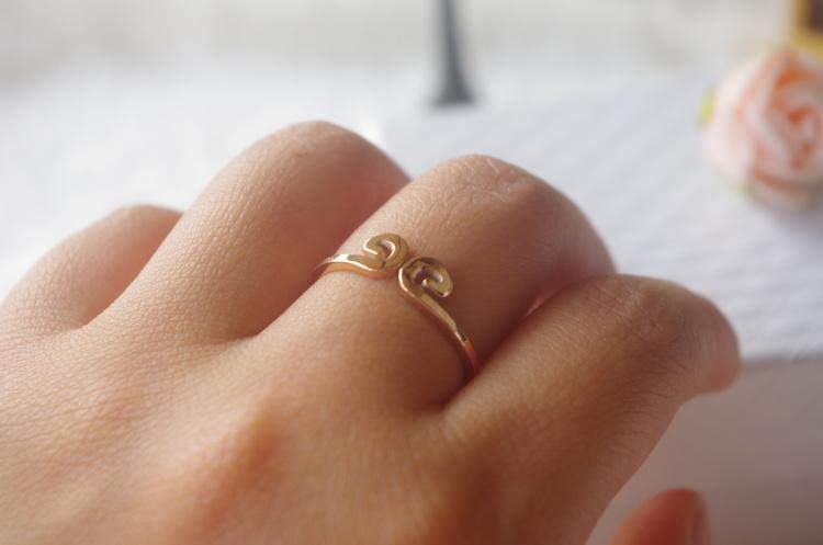 手上纹身戒指紧箍咒分享展示图片