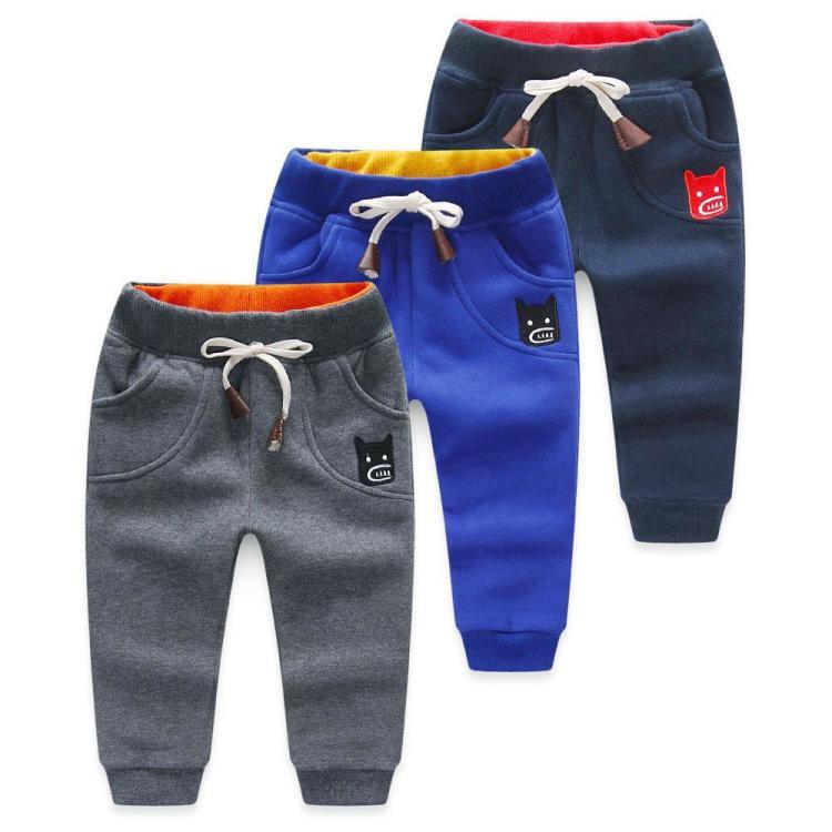 2015新款童装儿童保暖裤子
