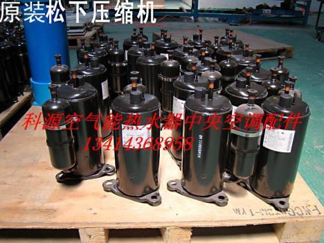 空气能热水器压缩机结构图