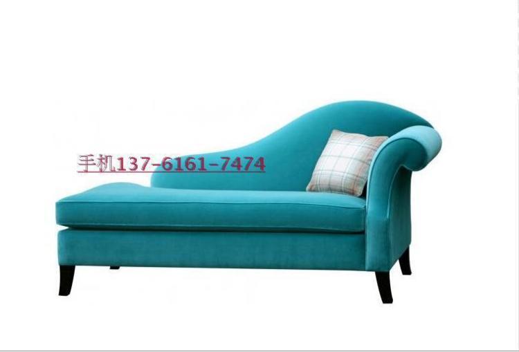 欧式新古典躺床懒人沙发