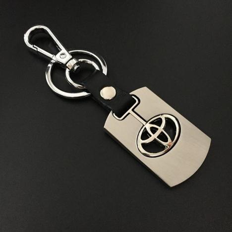 丰田钥匙扣 汽车钥匙扣 圈锐志 凯美瑞 卡罗拉 rav4 汉兰达 雷凌