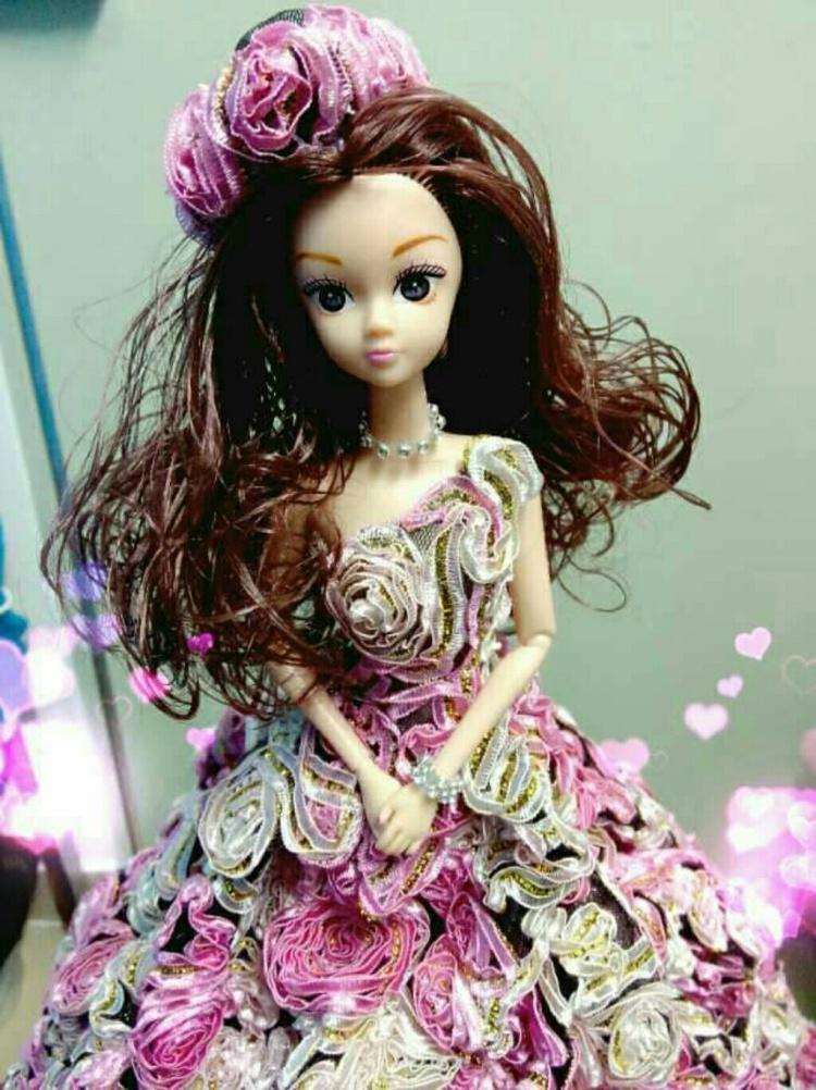 【可爱芭比娃娃】-无类目--ww66688-蘑菇街优店