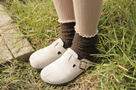 【aramella日系花边袜 全】-无类目--焦糖玛奇朵袜子铺-蘑菇街优店