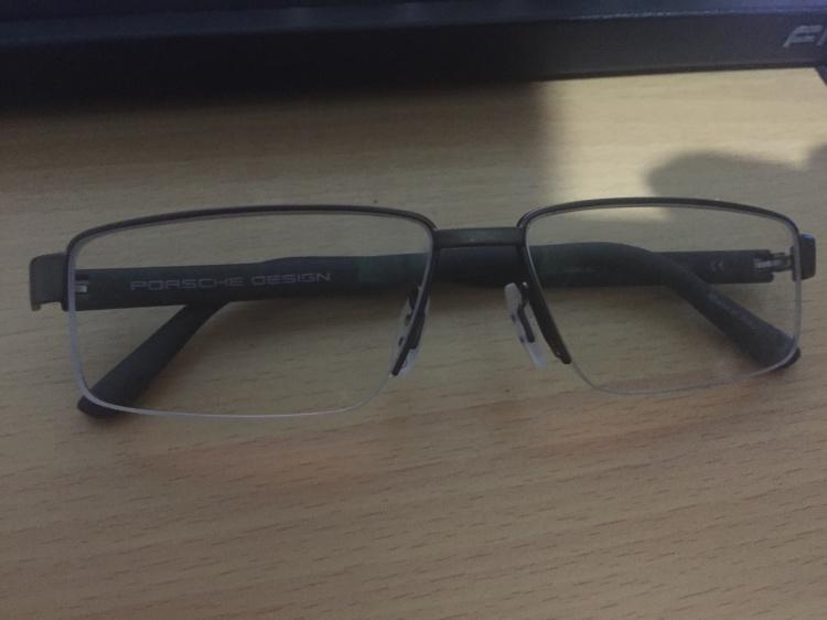 保时捷眼镜
