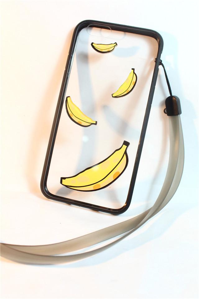 iphone 可爱小香蕉 手机壳