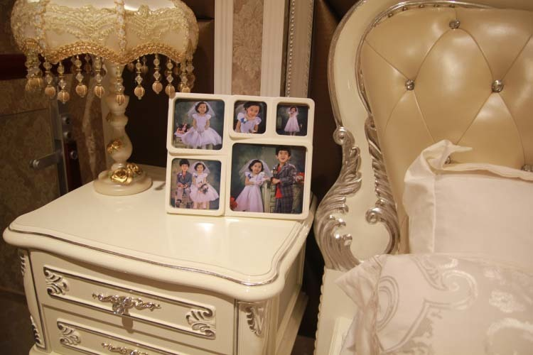 abs塑料韩式相框儿童相框摆台婴儿百岁纪念照影楼结婚礼物