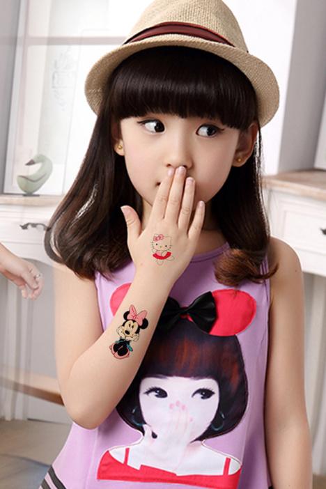 纹身迪士尼公主头像_纹身图案 女生版_黑白无常纹身图片