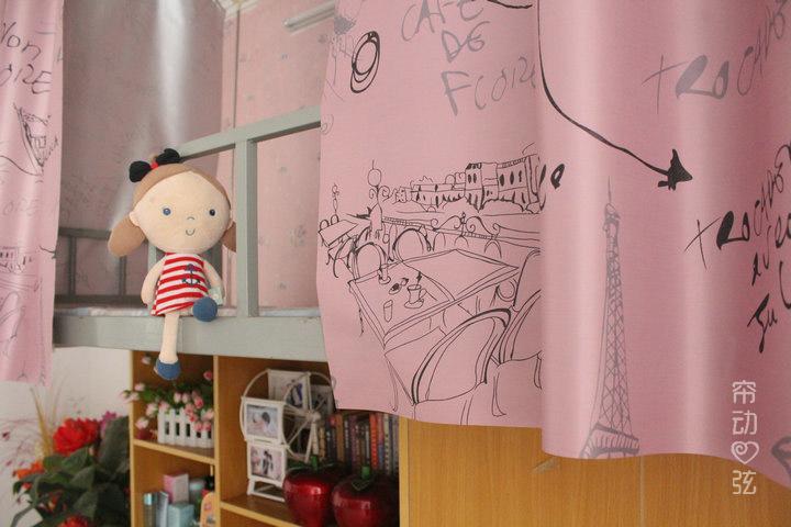 宿舍装饰效果图手绘