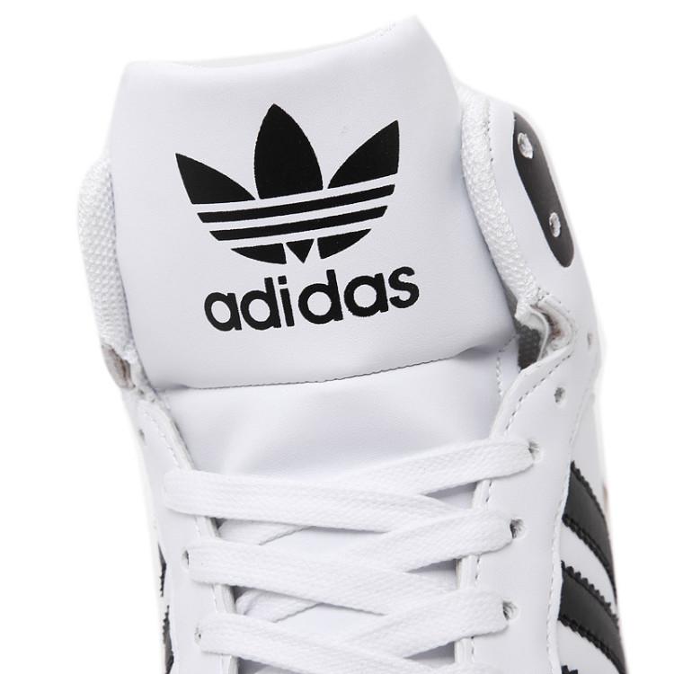 【欧美范学生高帮运动板鞋】-鞋子-女鞋