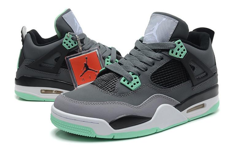 AJ4 奥利奥篮球鞋上脚图