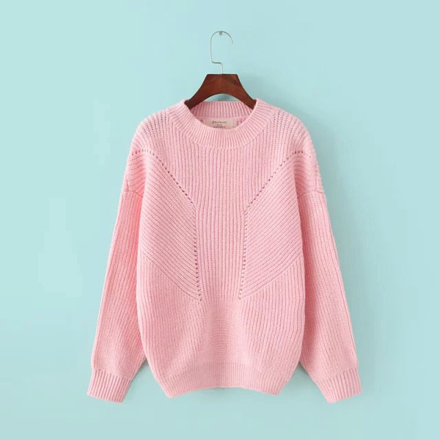 灯笼袖 气质 毛衣