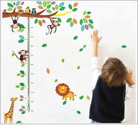 png素材 卡通动物爬树