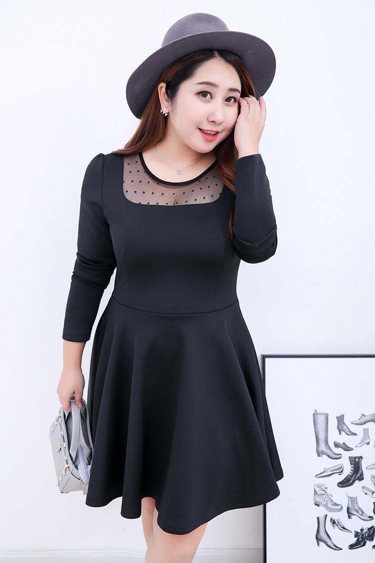 尺码 裙长 袖长 胸围 腰围 臀围 l 83 59 92 76 (建议115-130斤) xl图片