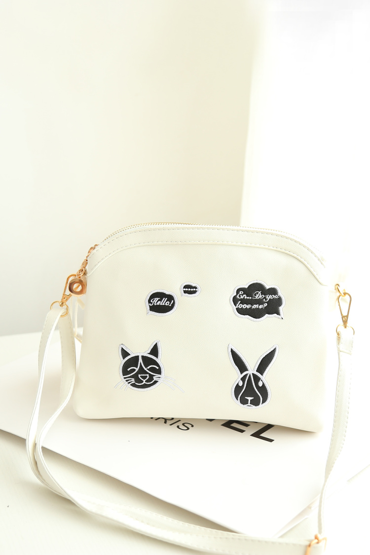【兔子家包包】可爱小兔子斜挎包