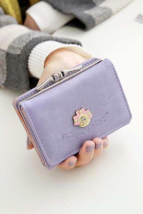 换一个钱包怎么折 图片合集