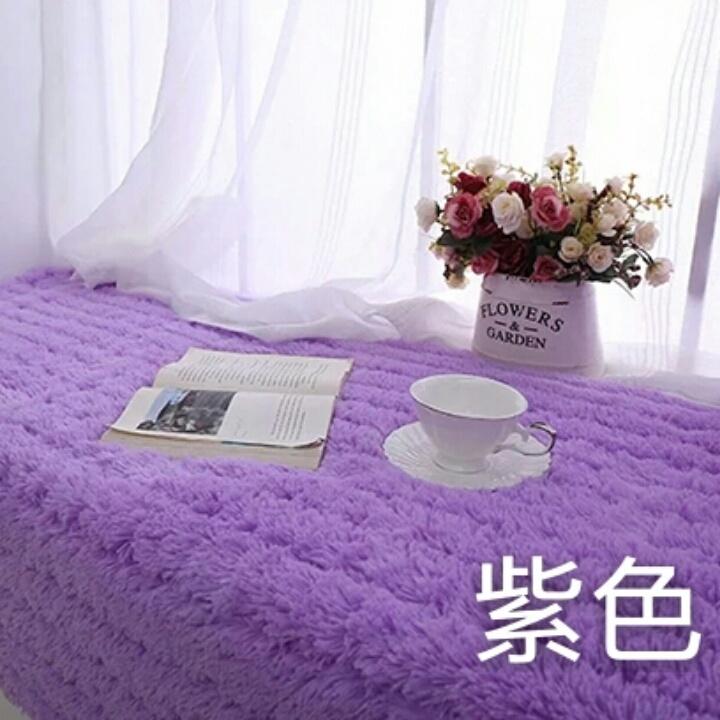 田园欧式沙发坐垫厚阳台垫防滑地毯地垫