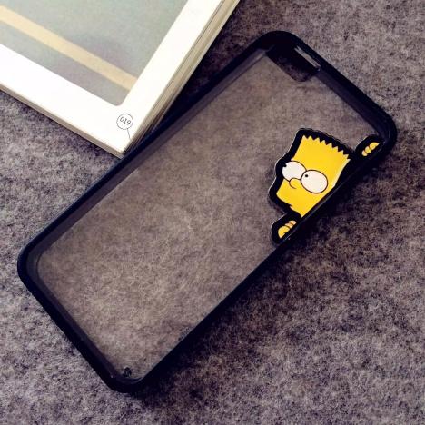 iphone 手机壳辛普森手机壳