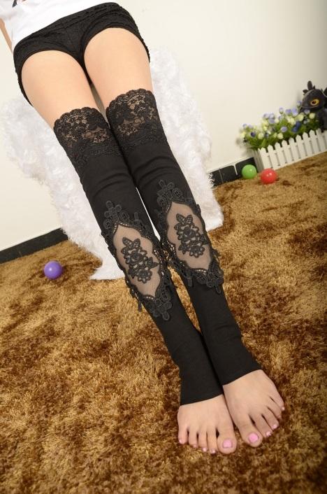 丝袜,新款,显瘦,小清新,蕾丝