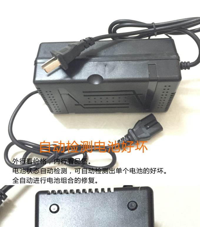 包邮天能电动车充电器48v60v电瓶车智能充电器