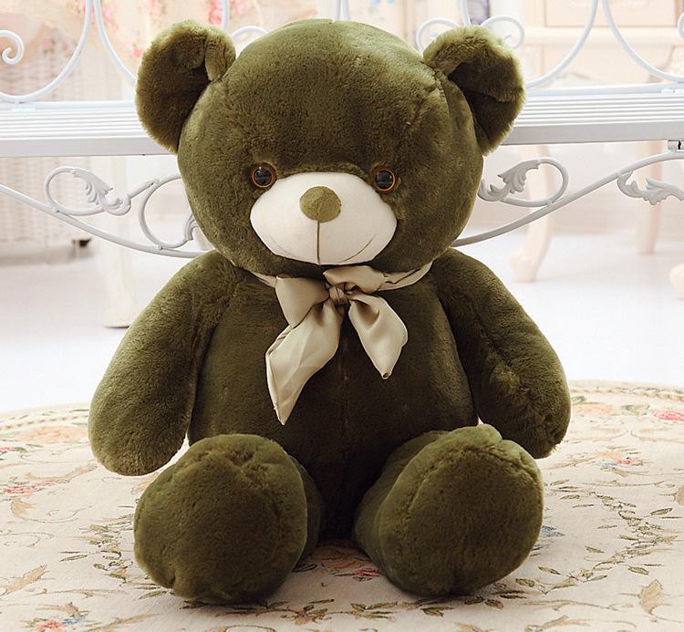 创意新品水果泰迪熊毛绒玩具可爱小熊公仔布娃娃儿童节日礼物女