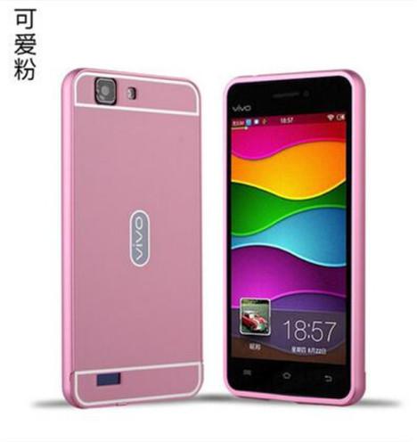 vivo x3手机壳x3t超薄金属边框x3sw手机保护套