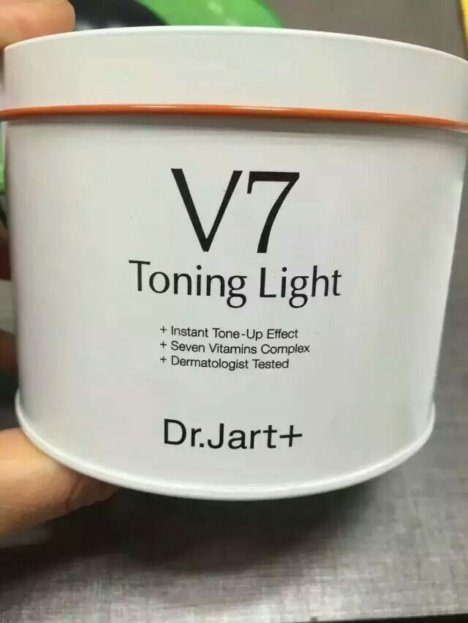 【dr+jart的v7素颜霜】-无类目-面部护理套装
