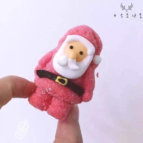 【圣诞老人棉花糖】-无类目-其他-cyueq小店-蘑菇街