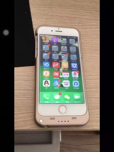 苹果手机无线充电宝