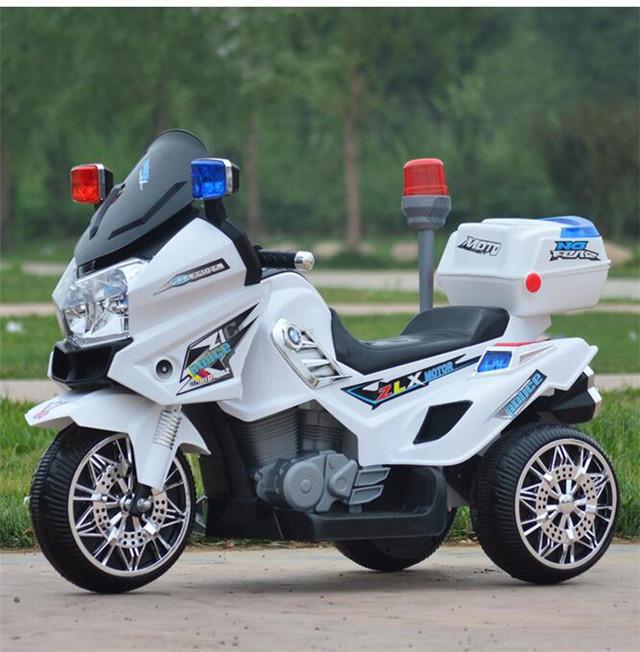 【儿童电动车 充电摩托