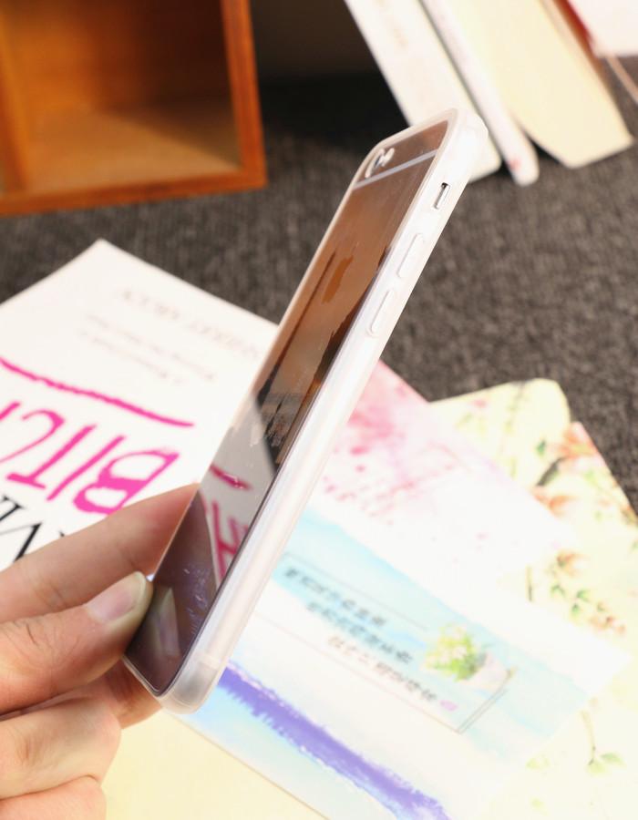 【巴黎铁塔夜景苹果iphone6splus硅胶情侣全包手机壳