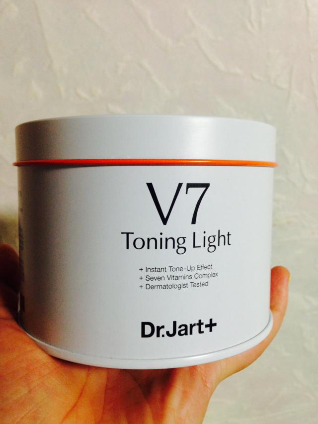 dr.jart+ v7素颜霜