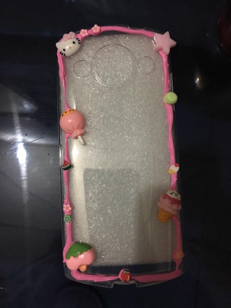 【奶油胶边框手机壳】-无类目-3c数码配件