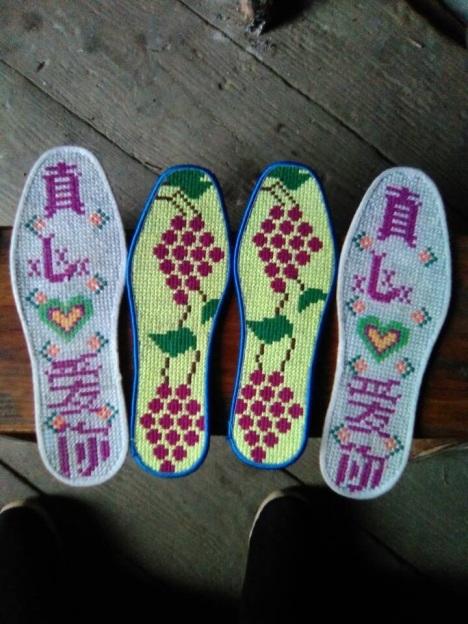 苗家手工鞋垫