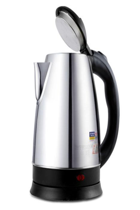 【半球 bq-150ga电热水壶不锈钢电热水壶烧水壶自动