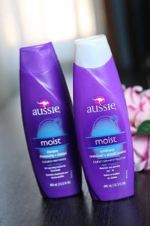 aussie袋鼠洗发水护发素套装图片