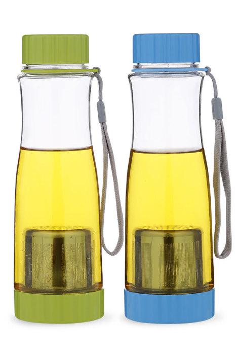 【个性学生运动水杯创意旅行杯塑料杯随手杯防漏泡