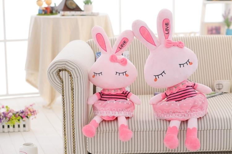 可爱~love公主兔公仔